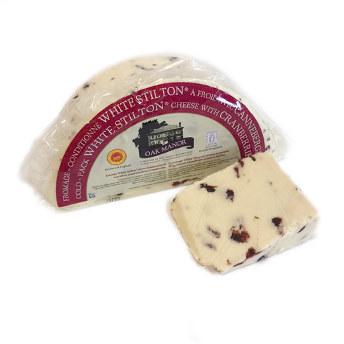 STILTON CRANBERRY ENGLAND