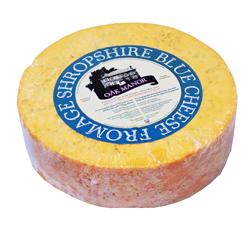 BLUE SHROPSHIRE ENGLAND